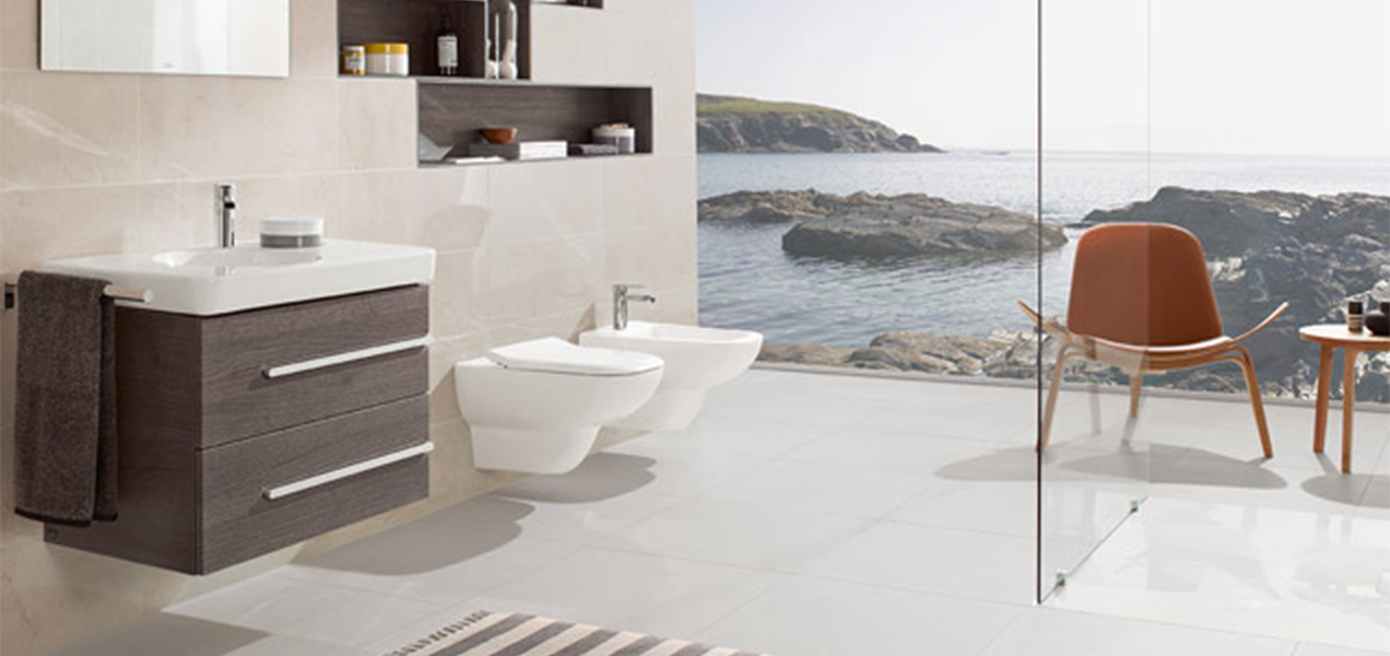 Bathroom inspirations - Joyce, Futurion